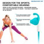Buy cheap Newgood bluetooth ear hook earphone, sports running earphone from wholesalers