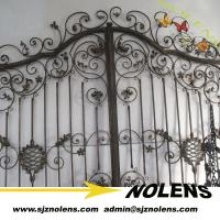 Buy cheap wrought iron main gate,Forged Steel Main Gate,Small Gate for Home Decoration from wholesalers