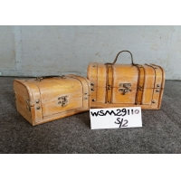 Buy cheap SENMIN non woven lining L24 Solid Wood Blanket Box from wholesalers