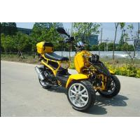 Buy cheap Horizontal Type Tri Wheel Motorcycle 50cc 3 Wheel Trike Scooter 4 Stroke from wholesalers