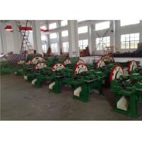 Buy cheap Numerical Razor Barbed Wire Machine Steel Nail Manufacturing Machine Small Size from wholesalers