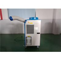 Buy cheap Environmental Protection Temporary AC Unit Spot Cooling Systems Industrial Space from wholesalers