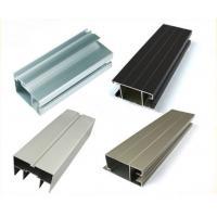 Anodized Aluminum Window Profiles Heat Treatable For Decoration / Building