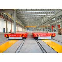Buy cheap Low price Busbar Cargo Rail Transport Trolley For Sale from wholesalers