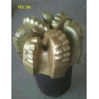 Buy cheap PDC oilfield drill bit for coal mine, mining, construction from wholesalers