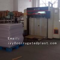 Buy cheap Polypropylene cheap price hollow corrugated plastic sheet China supplier from wholesalers