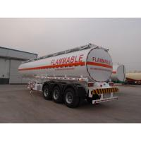 Buy cheap CIMC hot product road tanker fuel diesel tank tanker trailer  truck from wholesalers