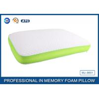 Buy cheap Therapeutic Memory Foam Cooling Gel Pillow with Tencel Fabric product