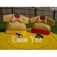 Buy cheap Inflatable Sumo Suit for Sale, Inflatable Sumo Wrestling Game (CY-M1907) from wholesalers