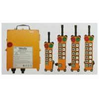 Buy cheap Crane Spare Parts , Wireless Remote Controller For Electric Hoists Telecontroller from wholesalers