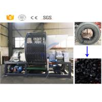 Buy cheap High quality scrap tire shredder cutting recycling machine manufacturer product