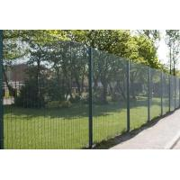 Buy cheap Powder Coated  welded fence mesh panel / metal mesh fence panels from wholesalers