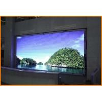 Buy cheap Portable PH6mm Optical Fibre Transmission Indoor Movable Led Digital Display Screen from wholesalers
