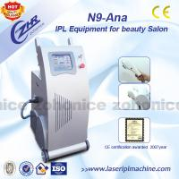Buy cheap Multifunctional IPL Hair Removal Machines For Wrinkle / Age Pigment Removal from wholesalers