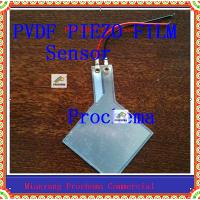 Buy cheap PVDF PIEZO film , PVDF piezo sensor from wholesalers