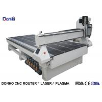 Buy cheap MDF Cutting 3 Axis CNC Router Engraver With Square Spindle Vacuum Table from wholesalers
