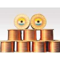 Buy cheap Square Tin plated & copper clad steel wire from wholesalers