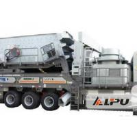 Buy cheap High Energy-saving Tracked Mobile Crushing Plant Used in Stone Crushing Plant from wholesalers