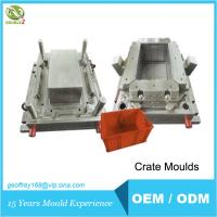 Buy cheap crate moulds 004 from wholesalers