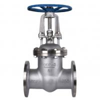 Buy cheap High Temperature Stainless Steel Gate Valve  Flange Type Wear Resistance from wholesalers