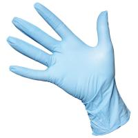 Buy cheap Disposable non-sterile nitrile gloves /dental gloves approved by CE,FDA from wholesalers