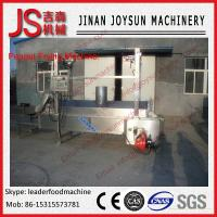 Buy cheap Automatic Fryer peanut frying machine continuous machine from wholesalers
