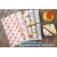 Buy cheap Printed deli food wrapping wax paper wrap Wholesale from China,Butter Wrapping Paper Greaseproof Paper Food Grade Paper from wholesalers