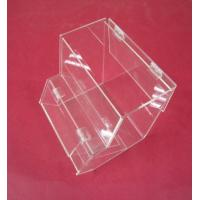Buy cheap 6mm Candy Acrylic Display Case Clear , Plexiglass Storage Boxes with Lids product