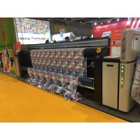 Buy cheap Three Epson 4720 Heads Dye Sublimation Equipment With Water Based / Dispersion Ink from wholesalers
