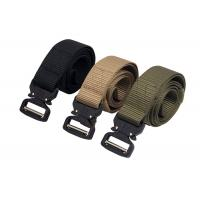 Buy cheap Outdoor Hunting Accessories Tactical Cobra Nylon Belt / Cobra Buckle from wholesalers