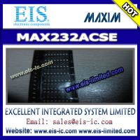 Buy cheap MAX232ACSE - MAXIM - +5V-Powered, Multichannel RS-232 Drivers/Receivers product