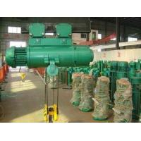 Buy cheap YT BCD explosion proof drive smoothly wire rope electric winch hoist from wholesalers