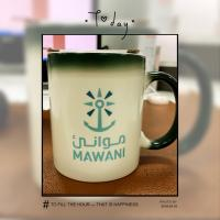 Buy cheap giftware 11OZ heat sensitive Color changing magic mug for customized printing from wholesalers