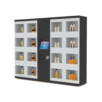 Buy cheap Fully Automatic Industrial Locker Vending Machines with 15 LCD Touch Screen from wholesalers