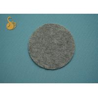 Buy cheap 100% Polyester Printed Carpet Tiles Non Woven Felt for Bathroom , Bedroom from wholesalers
