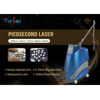 Buy cheap 600ps Equal Cynosure Pico Sure Pico Second Laser Tattoo Removal Machine from wholesalers