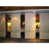 Buy cheap Melamine Surface Movable Sliding Sound Proof Partition wall for Office from wholesalers