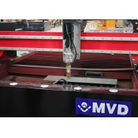 Buy cheap Cnc Plasma Profile Cutting Machine , Aluminum Plasma Cutter Machine Lightweight Design from wholesalers