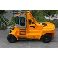 Buy cheap 2 Stage / 3 Satge Mast 32 Ton Forklift , Material Handling Forklift4000mm Max Lift Height from wholesalers