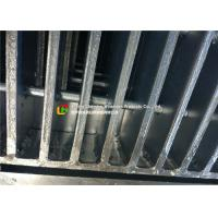 Buy cheap Highways Galvanized Heavy Duty Steel Grating With Automated Welding Process product