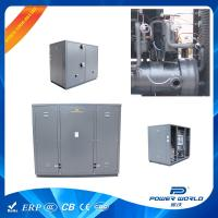 Residential water ground source heat pump efficiency for for Efficient hot water systems