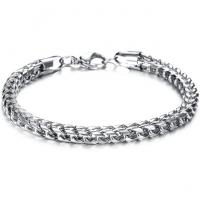 Buy cheap Stainless steel polished bracelets -N10 from wholesalers