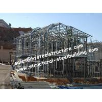 Buy cheap China Contractors for Structural Steel Fabrication And Structural Steel Frame Quick Erected Prefabricated Building from wholesalers