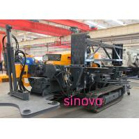 Buy cheap Cummins Engine Horizontal Directional Drilling Machine Spindle Speed 0 - 76 R/Min from wholesalers