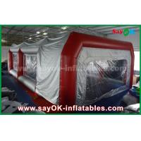 Buy cheap Waterproof Inflatable Air Tent PVC Spray Booth For Car Paint Spraying from wholesalers