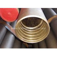 Buy cheap Underground Drill Rod Thread Types Heat Treatment BC BQ Type With Through Wall from wholesalers