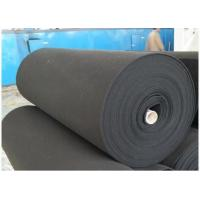 Buy cheap 5-10 mm Thick Activated Carbon Filter Sheets For Painting Booth 250-600g/M2 from wholesalers
