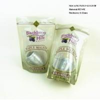 Buy cheap plastic ziplock zipper bag stand up pouch with clear window from wholesalers