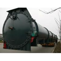 Buy cheap OEM anti-blocking high heat transfer efficiency Autoclave Tank for pressure reactors from wholesalers