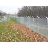 Buy cheap Galvanised chain link fence metal wire mesh Roll for Basketball Court from wholesalers
